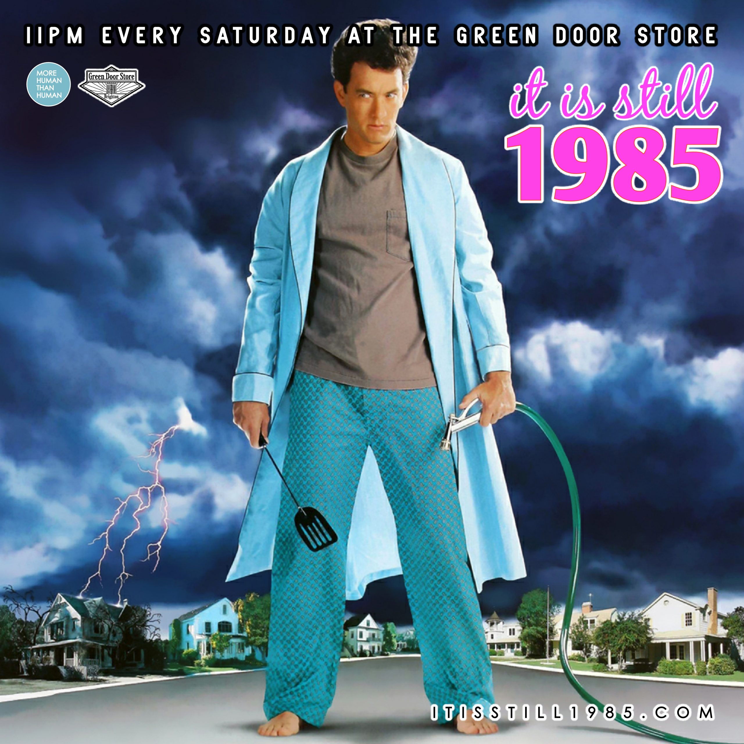 It Is Still 1985